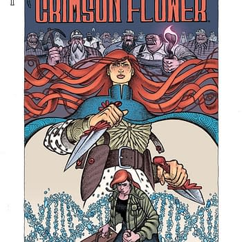 Matt Kindt and Matt Lesniewski Launch Crimson Flower From Dark Horse