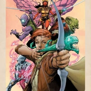 Rick Remender and Jerome Opeña's Seven To Eternity To End With #17
