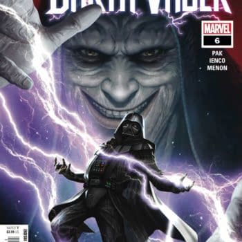 Star Wars Darth Vader #6 Review: Pretending At Power