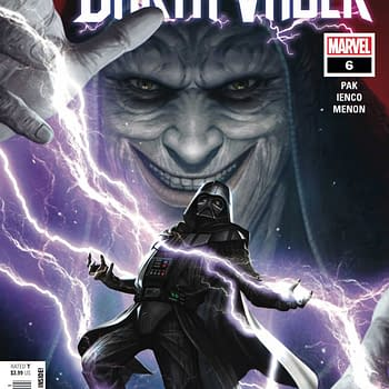 Star Wars: Darth Vader #6 Review: Pretending At Power