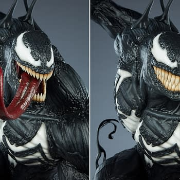 Venom Wants Vengeance With New Sideshow/ PCS Collectibles Statue