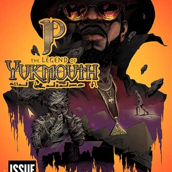 The Legend of Yukmouth #1 Review: Ominous Atmosphere