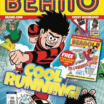 The Beano Publishes Adult Satirical Edition With Dominic Cummings