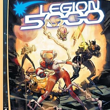 Legion Of Super-Heroes: Future State In The Year 5000 AD