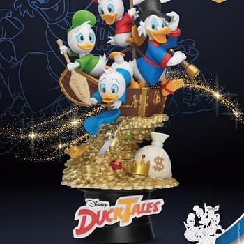 Duck Tales Takes on a New Adventure with Beast Kingdom