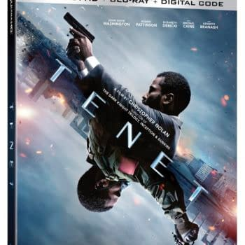 Tenet Comes Home To Blu-ray & Digital On December 15th