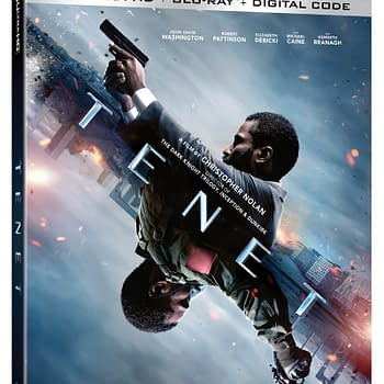 Tenet Comes Home To Blu-ray &#038 Digital On December 15th