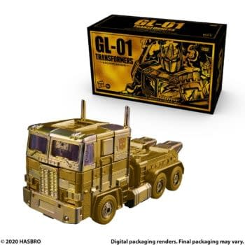 Transformers Go Gold with New Hasbro Pulse Exclusives