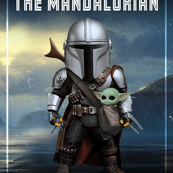 The Mandalorian Joins Beast Kingdom with New Egg Attack Action Figure