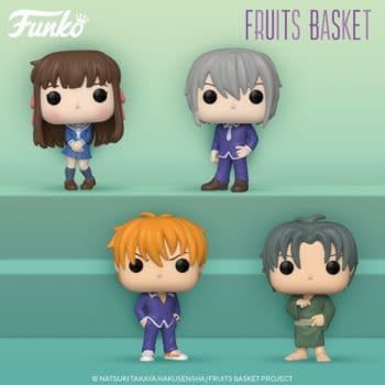 Funko Announced New Pops for the Hit Anime Series Fruits Basket