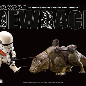 Star Wars Dewback Mount Coming Soon From Beast Kingdom