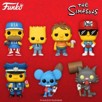 The Simpsons Get More Pops from Funko Including Itchy and Scratchy