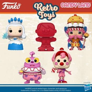 Funko Takes Us to Candyland with New Wave of Pop Vinyls