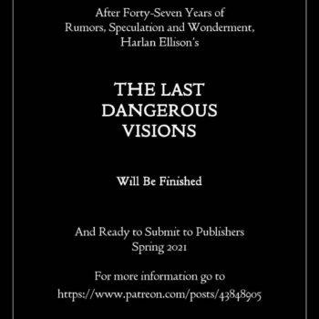 "The Last Dangerous Visions: JMS Prepares ""Lost"" Harlan Ellison Book"