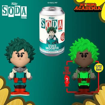 Funko Unveils Huge Line-up of New Funko Soda Vinyls