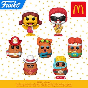 Funko Serves Up Nuggets and Fries With More McDonalds Pop Vinyls