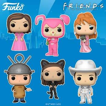 The One Where Funko Announces A New Wave of Friends Pops