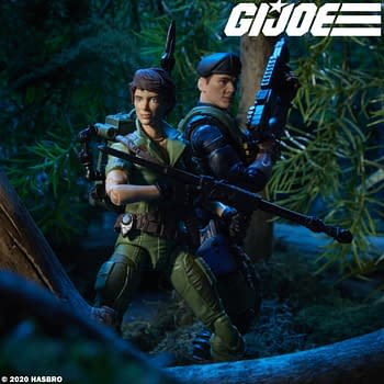Flint &#038 Lady Jaye Join The GI Joe Classified Line From Hasbro