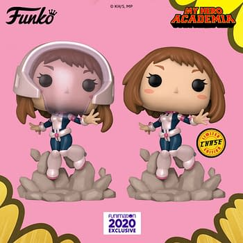 My Hero Academia Ochacho Gets Exclusive Funko Pop from FUNimation