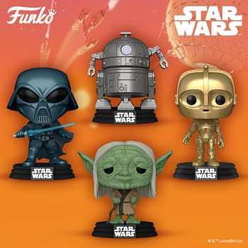 New Star Wars Ralph McQuarrie Concept Pops Arrive at Funko
