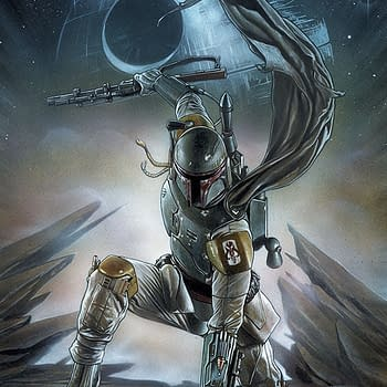 Adi Granov On Swiping His Own Iron Man For Boba Fett