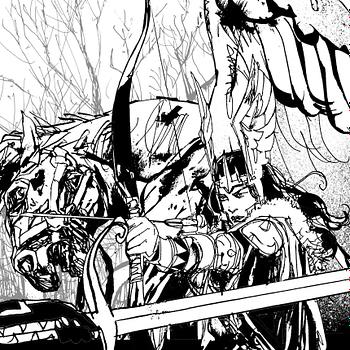 Bill Sienkiewicz Shows Off New New Mutants Artwork