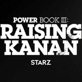 Power Book III: Raising Kanan has started filming (Image: STARZ)