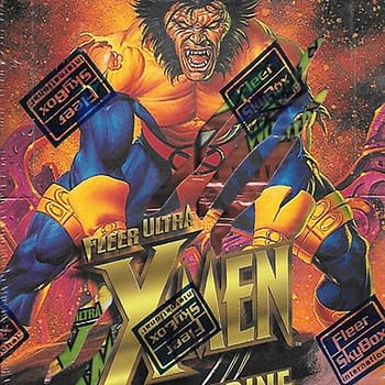 Obscure Comics: X-Men Ultra Woverine Trading Cards or Comic Part 1