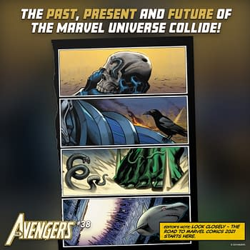 This Weeks Avengers #38 Shows Whats Happening At Marvel In 2021