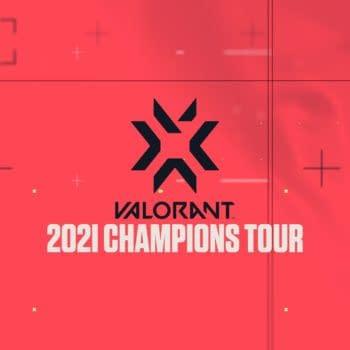 Riot Games Announces 2021 Valorant Champions Tour