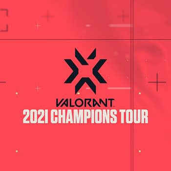 Riot Games Announces 2021 Valorant Champions Tour