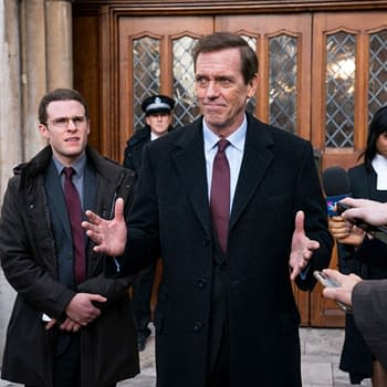 Roadkill: Hugh Lauries Star Power Carries Quaint Political Thriller