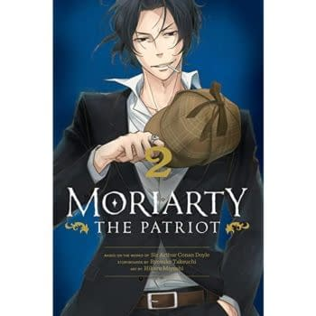 Moriarty the Patriot, Sherlock and the Endless Thirst for Sherlock Fanfic