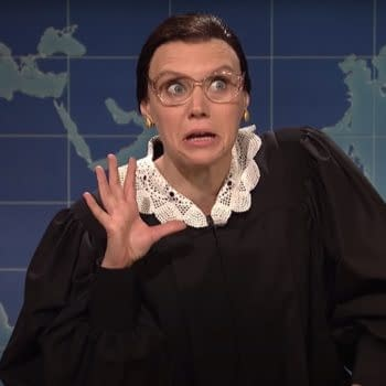 Saturday Night Live star Kate McKinnon (Image: NBCU)