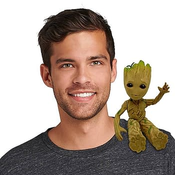Groot Holiday Gift Guide with Hasbro Funko and Shop Disney
