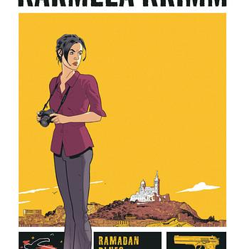 Karmela Krimm: Ramadan Blues is a Fun French Private Eye Romp