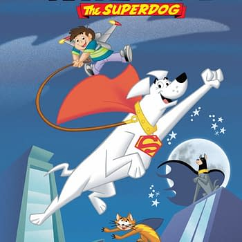 Krypto The Superdog Returns To DC Comics Kids Line