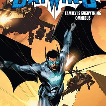 Luke Fox Gets a Batwing Omnibus &#8211 Big Comics From September 2021