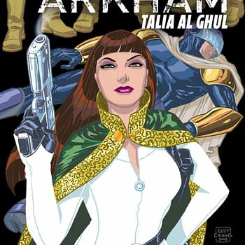 Latest Volume In Batman Arkham Line Spotlights Talia Al Ghul