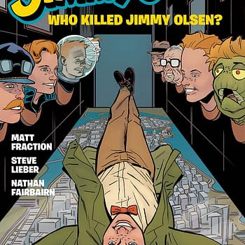 Some Thoughts On Supermans Pal Jimmy Olsen: Who Killed Jimmy Olsen