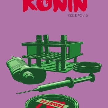 Some Thoughts On American Ronin #2