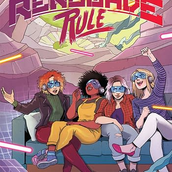 Queer ESports Graphic Novel Renegade Rule Gets Scheduled For 2021