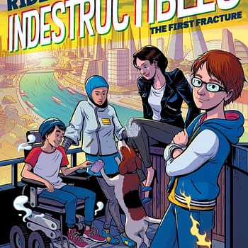 First Look at Ridley Pearsons Indestructibles Graphic Novel From DC
