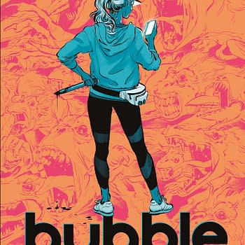 Bubble The Comedy Sci-Fi Podcast Drama Becoming a Graphic Novel