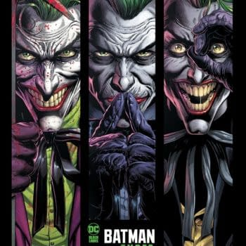 SCOOP: Batman: Three Jokers Sequel From Geoff Johns and Jason Fabok