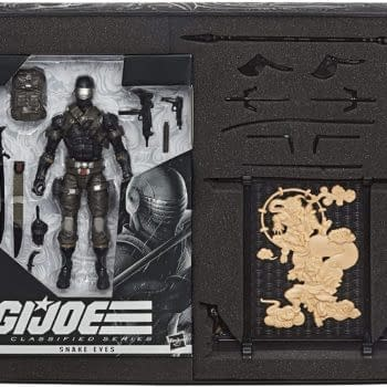 Current Values of the G.I. Joe Classified Series from Hasbro