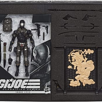 The Current Aftermarket Values of the GI Joe Classified Series
