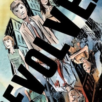 Did Matt Kindt Try And Get The Rights To Revolver Back From DC?