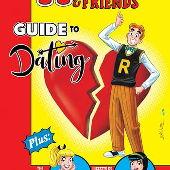Archie Guide To Dating in Archie Comics February 2021 Solicitations