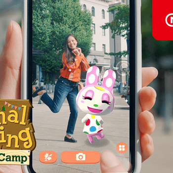 Animal Crossing: Pocket Camp Gets A New Update With AR Features
